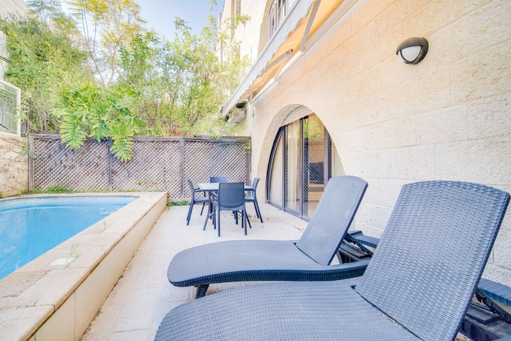 Mamilla Pool - David's Village - Jerusalem-Rent
