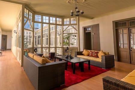 Hotel Sierra Bella - pieza 2 camas - Santiago - Bed & Breakfast