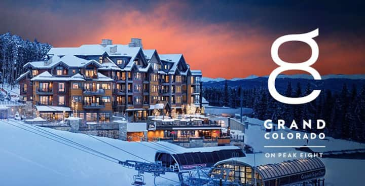 Grand Colorado on Peak 8 - Two Bedroom Resort