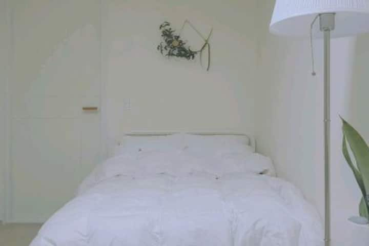 Stunning studio apartment in MISA(Share House)