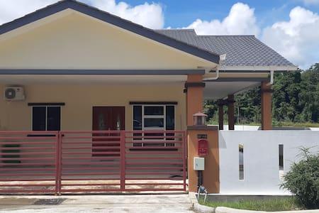 Brandnew Limbang Homestay