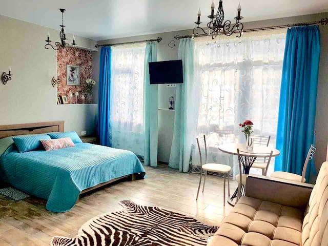 Апартаменты на Березовой 126