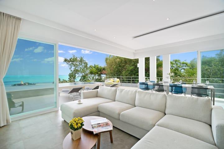 Amazing Ocean Views Villa V