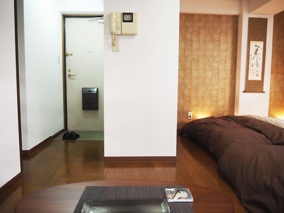 New!Cozy Shinjuku2min HigashiShinjuku 0.5min WiFi!