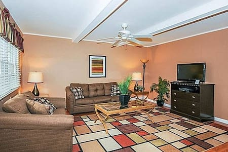 2 BR Lazy River Park Suite V Ocean Block - Seaside Park - Villa