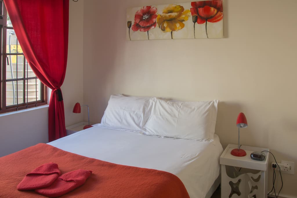 Red Pepper Bedroom