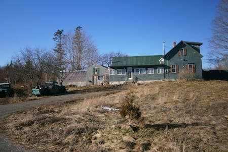 Bold Coast Seaweed House - Lubec