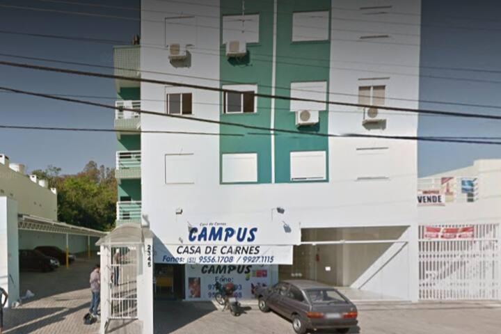 Apartamento novo ao lado da Unisc
