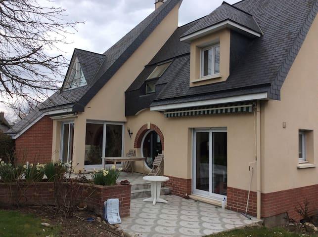 Maison avec jardin - Caudebec-lès-Elbeuf - Haus