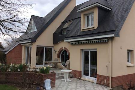 Maison avec jardin - Caudebec-lès-Elbeuf - 一軒家