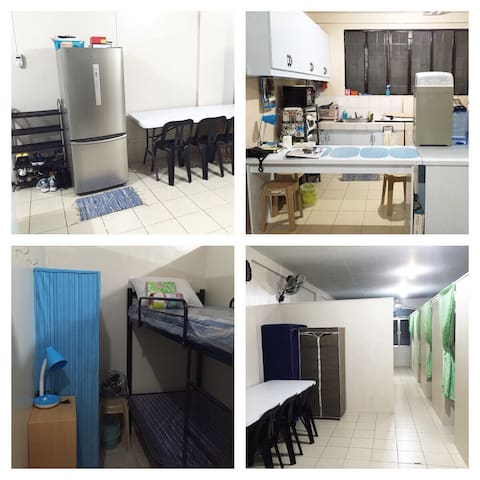 Dorm for Ladies P4500/mo. All-in - Quezon - Appartement