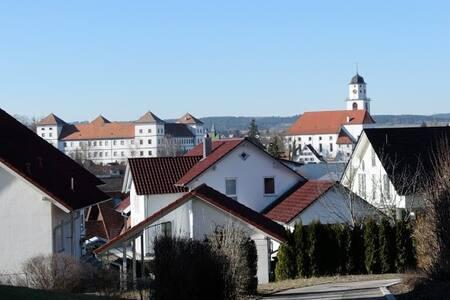 Wohnen mit Schlossblick