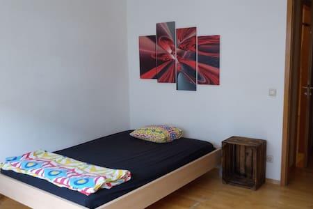 cozy room, great location, right by Hauptbahnhof - Heidelberg