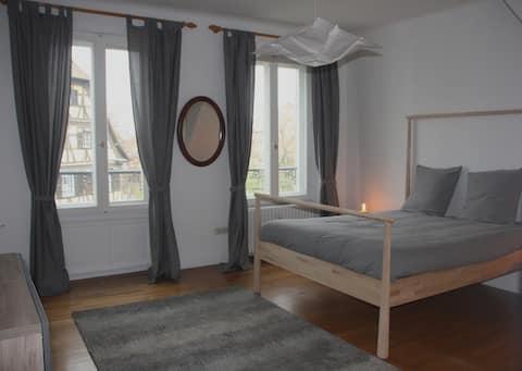 Appartement 3 ch. 110 m2 - Petite France, Parking