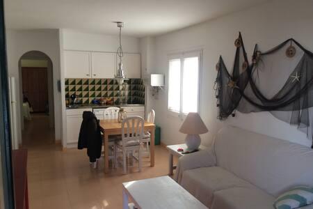 Apartament pals platja - Pals