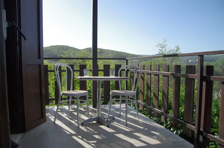 #1 Cottage three-room  in the hills colse Perugia - Corciano - Nature lodge
