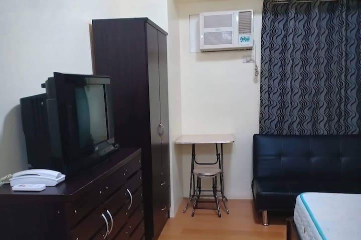 Simple Affordable Condo Unit