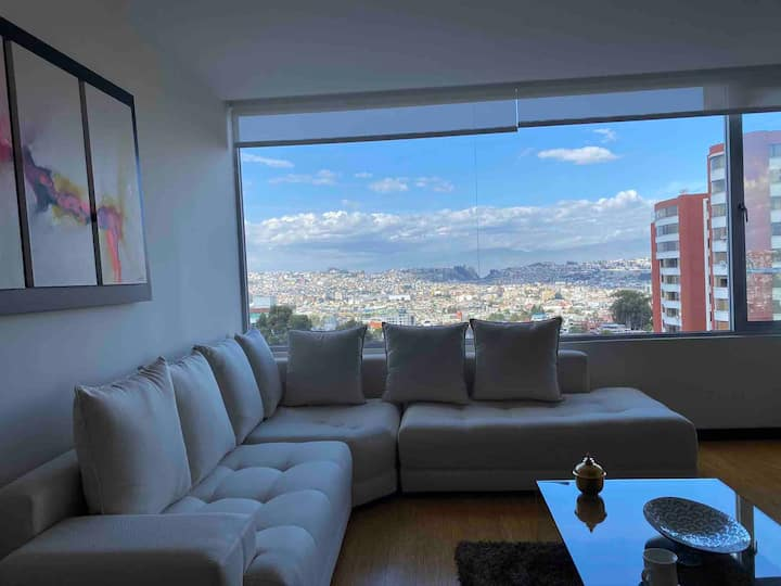 Suite nueva de  lujo/LuxurySuite great view