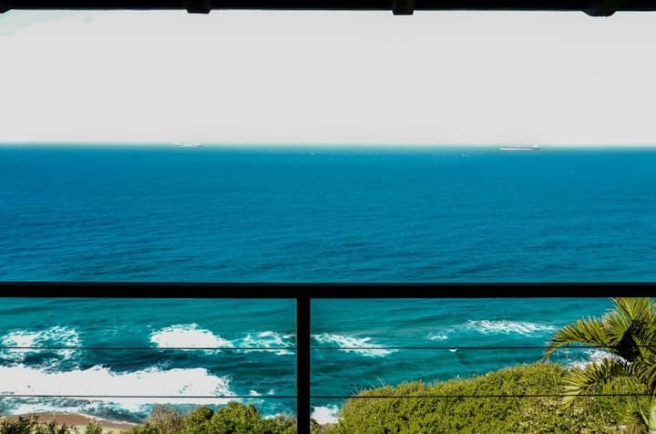 Seaside Retreat - Main house