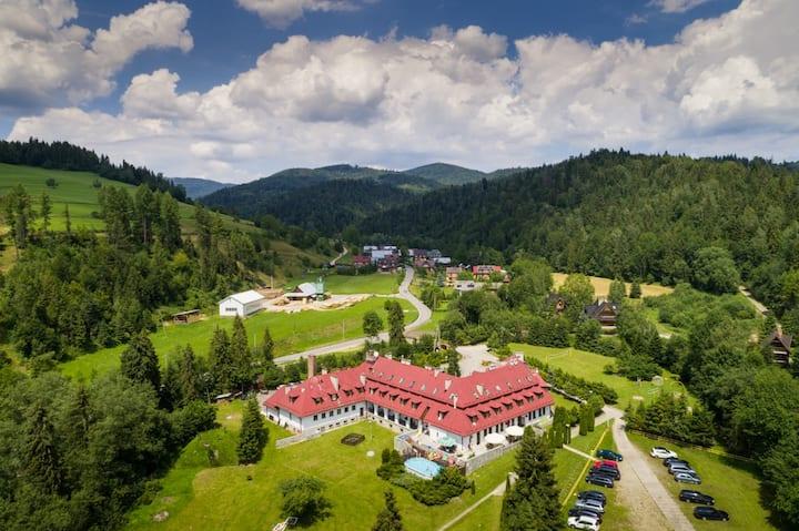 Natanael - Łopuszna       Podhale - Góry - Tatry