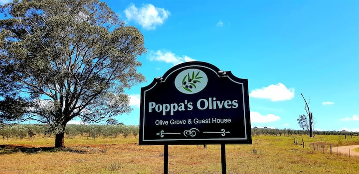 Poppa's Place @  Hunter Valley Farmstay