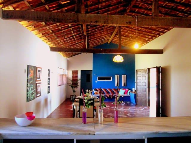 casa de praia 4 quartossuite em condominio fechado