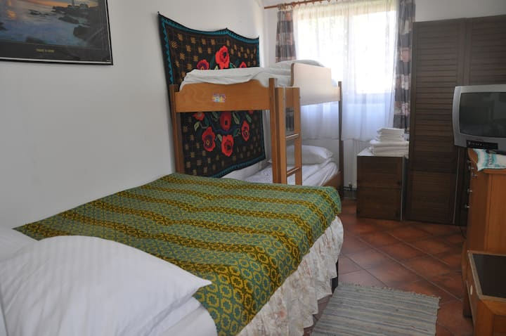 Story in Transilvania-annexed double room#c8