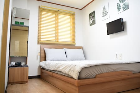#1 minute to Myeongdong #Private Room #double room