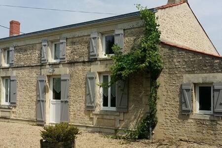 Maison de charme - Le Gué-de-Velluire - House