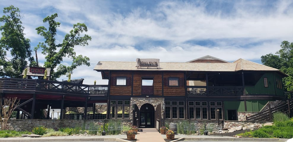 Heritage Hotel Lancaster- Loxley's Treehouse- King