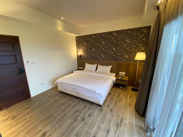 金莎民宿 :: Classic Room 典雅雙人房
