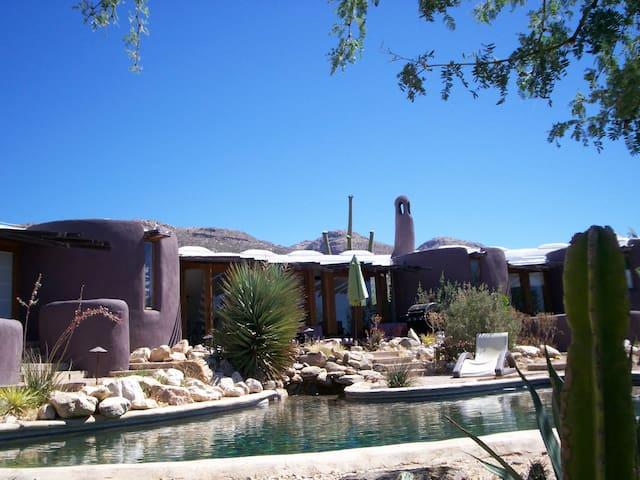 Desert Moon Retreat- Award Winning Architecture! - Tucson