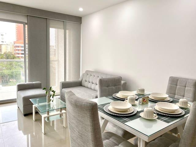 Hermoso apartamento en Soho 55