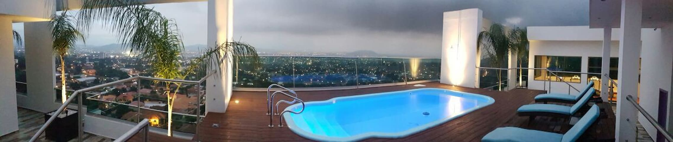 Perfect Stay and Great View - San Pedro Sula - Selveierleilighet