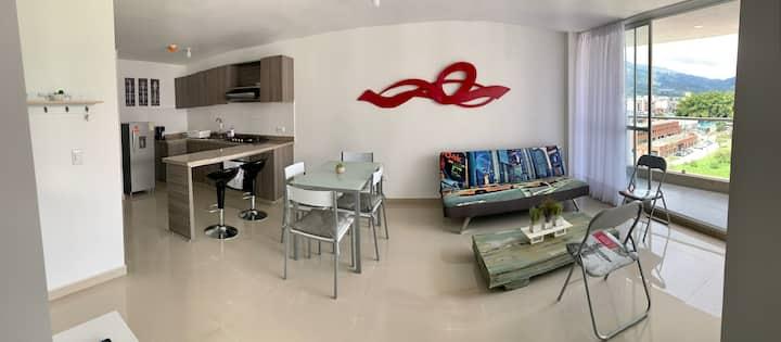 Hermoso Apartamento Eje cafetero  Dosquebradas