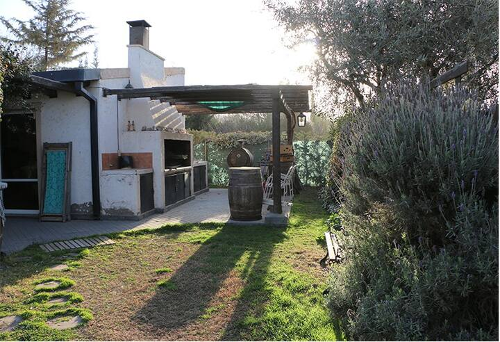 Amalia Lodge - Barrio privado.