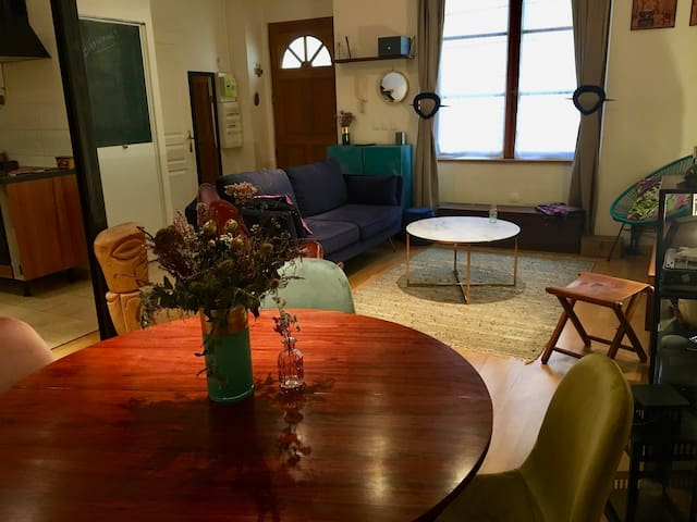 Quiet apartment in the heart of Lyon !