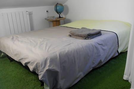 Chambre maison agglo Orléanaise - Mardié - Hus