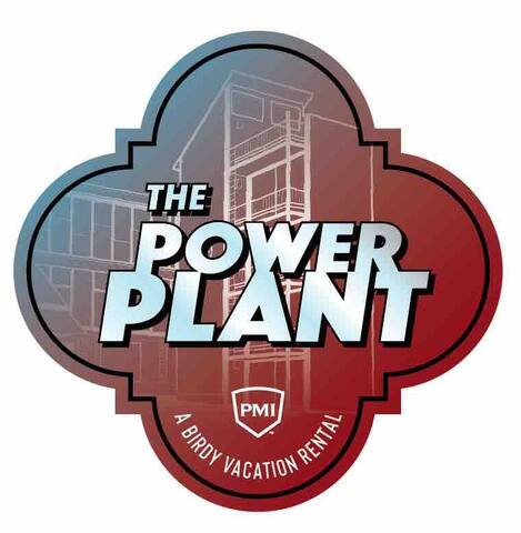 The Power Plant - A Birdy Vacation Rental