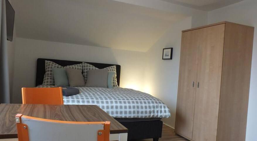 STUDIO Apartment Winterhafen 22 m2 - Linz - Apartamento