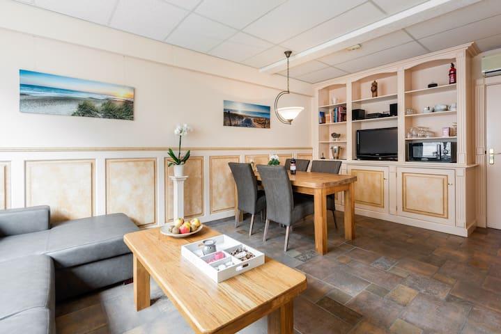 Prachtig nieuw appartement - Den Helder - Apartamento