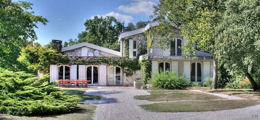 Villa Hardy (3 chambres) - Saint-Brice - ที่พักพร้อมอาหารเช้า