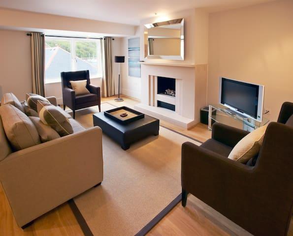Luxury riverside Apartment, Dartmouth - Dartmouth - Huoneisto