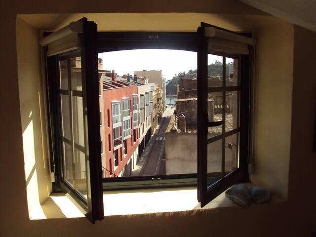 Bonito apartamento en pueblo  de la  Costa Brava - Portbou - Pis