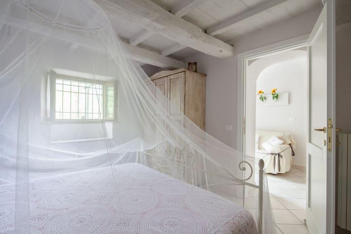 Delizioso appartamento con giardino - Vagli di Sotto Lucca - Apartamento