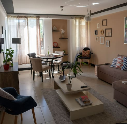 Fancy Apartment in the Best Suburb of San José