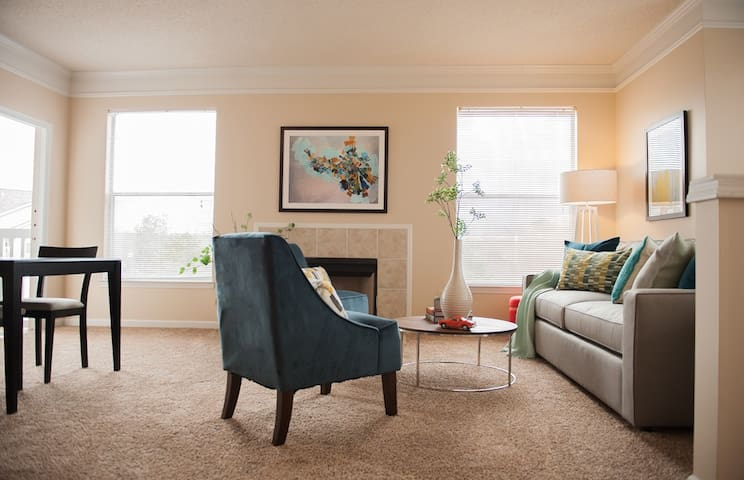 Comfortable place to call home | 1BR in Memphis