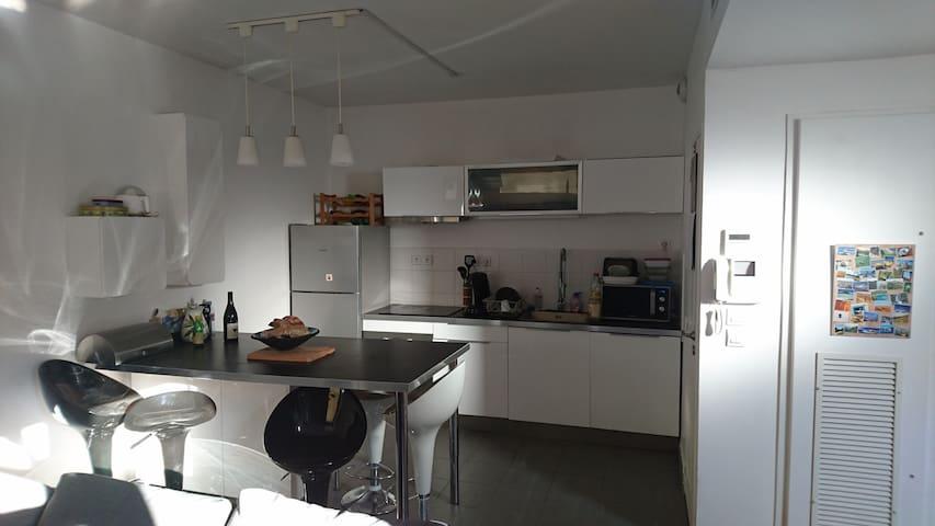 appartement T2 avec térasse - Corenc - Departamento