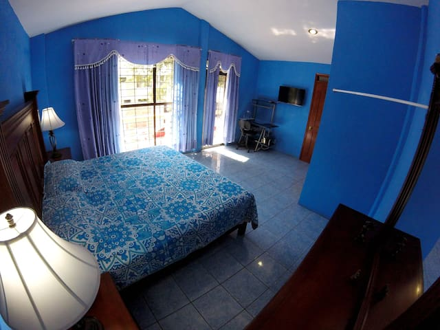 The Blue Room Santa Rita, Zacatecas