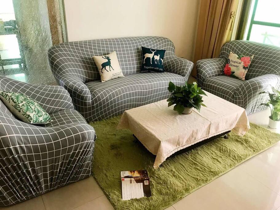 超级温馨舒适大沙发,网红INS风格